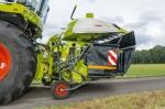 CLAAS: Продуктовая линейка пополнилась новой 9-метровой жаткой ORBIS 900
