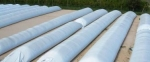 Полимерные рукава для зерна и другие материалы для кормозаготовки