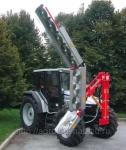Машина для контурной обрезки кроны деревьев FL600P