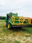 Комбайн зерноуборочный Volvo