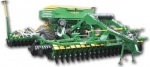 Агрегат почвообрабатывающе-посевной с дисковыми рабочими органами АППА-6-02