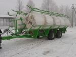 фото Самозагрузочная телега ТР-10 Фирма-производитель: СпецКомМаш